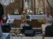 Koncert Ján Spálený TRIO v kapli sv. Anny - 16.7.2017