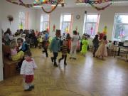 Maškarní dětstký karneval 22.2.2014