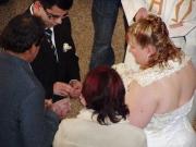 Svatba v kapli sv. Anny 12.11.2011